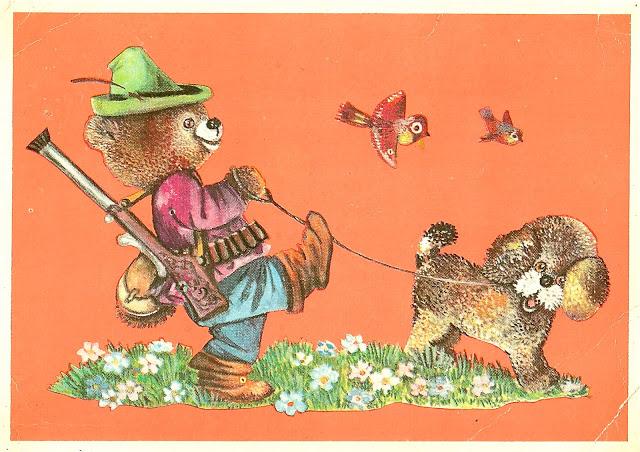 zech postcard