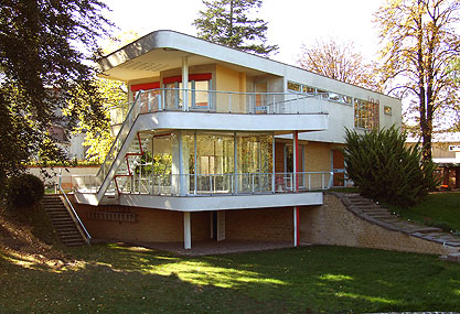 Schminke Modernist House, Germany